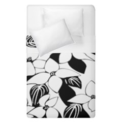 Ecological Floral Flowers Leaf Duvet Cover Double Side (single Size) by Nexatart