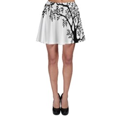 Flowers Landscape Nature Plant Skater Skirt
