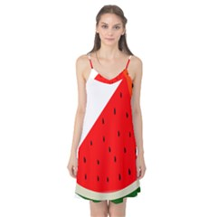 Fruit Harvest Slice Summer Camis Nightgown