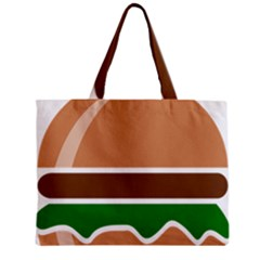 Hamburger Fast Food A Sandwich Mini Tote Bag