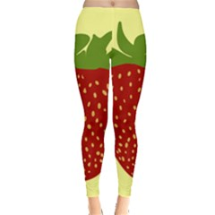 Nature Deserts Objects Isolated Leggings