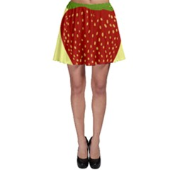 Nature Deserts Objects Isolated Skater Skirt by Nexatart