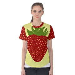 Nature Deserts Objects Isolated Women s Cotton Tee