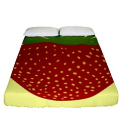 Nature Deserts Objects Isolated Fitted Sheet (king Size)