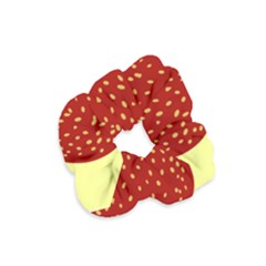 Nature Deserts Objects Isolated Velvet Scrunchie