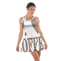 Love Heart Romance Passion Cotton Racerback Dress