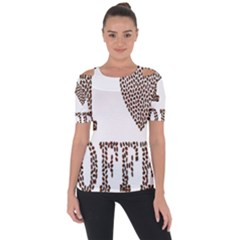 Love Heart Romance Passion Short Sleeve Top by Nexatart