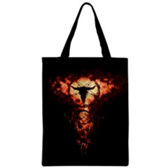 Dreamcatcher Zipper Classic Tote Bag by RespawnLARPer