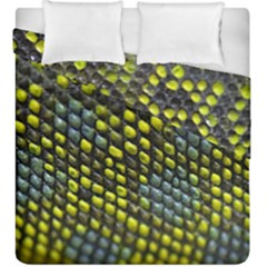 Lizard Animal Skin Duvet Cover Double Side (king Size)