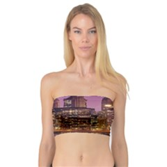 City Night Bandeau Top
