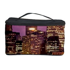 City Night Cosmetic Storage Case