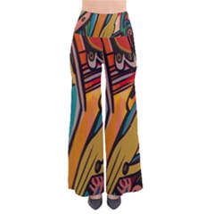 Vivid Colours Pants