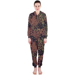 Digital Camouflage Hooded Jumpsuit (ladies)