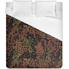 Digital Camouflage Duvet Cover (california King Size) by BangZart