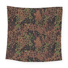 Digital Camouflage Square Tapestry (large) by BangZart