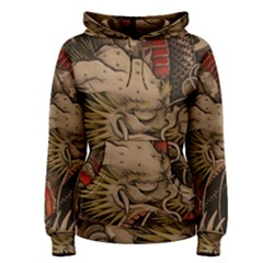 Chinese Dragon Women s Pullover Hoodie