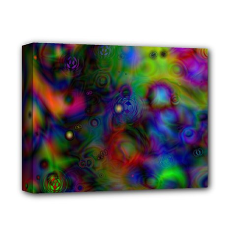 Full Colors Deluxe Canvas 14  X 11  by BangZart