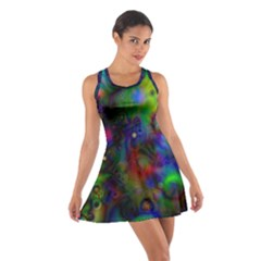 Full Colors Cotton Racerback Dress