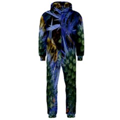 Chihuly Garden Bumble Hooded Jumpsuit (men)
