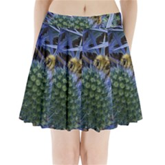 Chihuly Garden Bumble Pleated Mini Skirt by BangZart