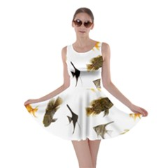 Goldfish Skater Dress