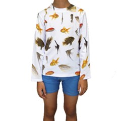 Goldfish Kids  Long Sleeve Swimwear