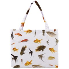 Goldfish Mini Tote Bag by BangZart