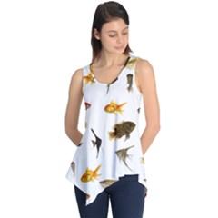 Goldfish Sleeveless Tunic
