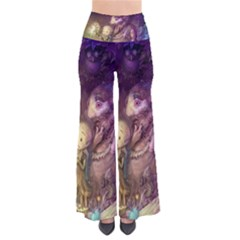 Cartoons Video Games Multicolor Pants by BangZart