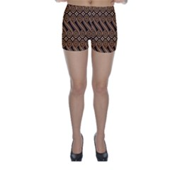 Batik The Traditional Fabric Skinny Shorts