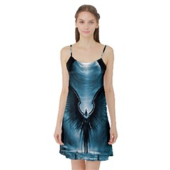 Rising Angel Fantasy Satin Night Slip