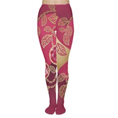 Love Heart Women s Tights
