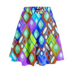 Pattern Factory 32b High Waist Skirt by MoreColorsinLife