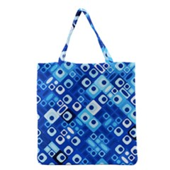 Pattern Factory 32e Grocery Tote Bag by MoreColorsinLife