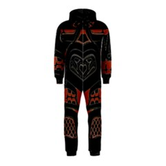 Traditional Northwest Coast Native Art Hooded Jumpsuit (kids) by BangZart