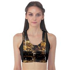 Drink Good Whiskey Sports Bra