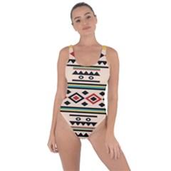 Tribal Pattern Bring Sexy Back Swimsuit