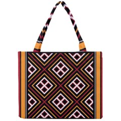 Toraja Pattern Pa re po  Sanguba ( Dancing Alone ) Mini Tote Bag by BangZart