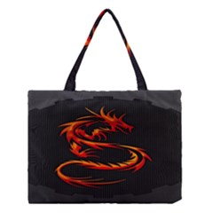 Dragon Medium Tote Bag
