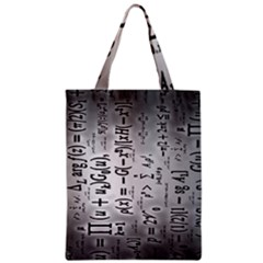Science Formulas Classic Tote Bag