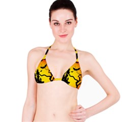 Halloween Night Terrors Bikini Top