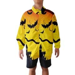 Halloween Night Terrors Wind Breaker (kids)
