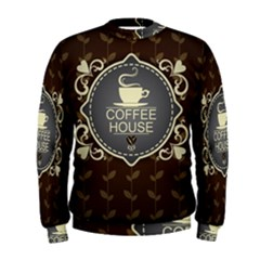 Coffee House Men s Sweatshirt