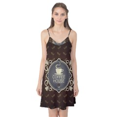 Coffee House Camis Nightgown