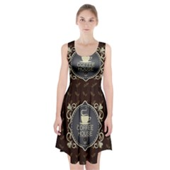 Coffee House Racerback Midi Dress