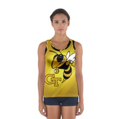 Georgia Institute Of Technology Ga Tech Sport Tank Top