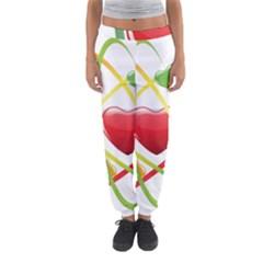 Love Women s Jogger Sweatpants by BangZart