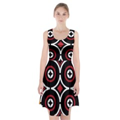 Toraja Pattern Ne limbongan Racerback Midi Dress