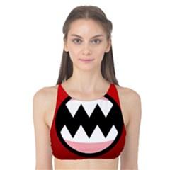 Funny Angry Tank Bikini Top