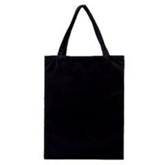 Black Classic Tote Bag